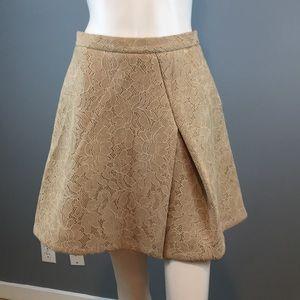 NWOT MSGM Lace A-Line skirt Sz 42/US 6